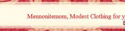 Mennonite Mom Giveaway