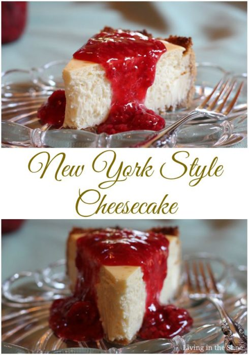 New York Style Cheesecake And Getting Older