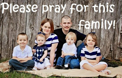 Prayers for the Brown Family