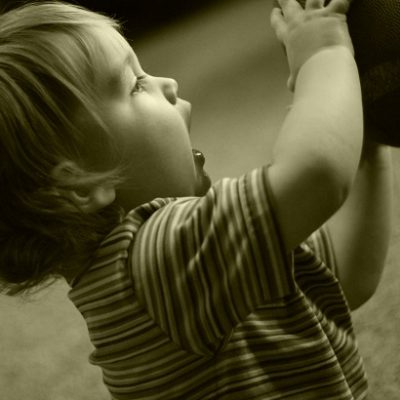 Photography Fun . .  and Baby Football