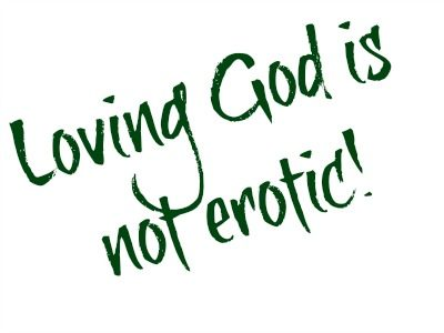Loving God Is Not Erotic (No Matter What Voskamp Says) – short video