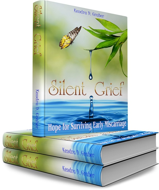 Silent Grief:  Hope for Surviving Early Miscarriage  {Giveaway}