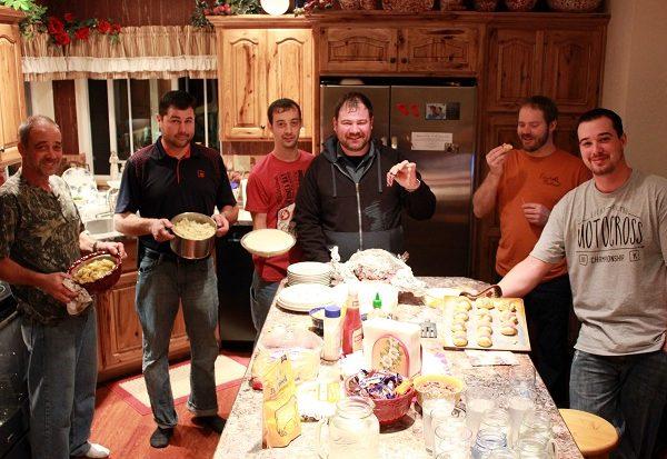 Mennonite Men Can Cook