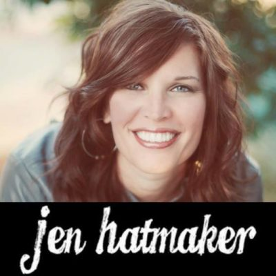 Caution on Jen Hatmaker by Christine Pack