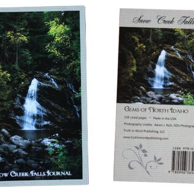 Snow Creek Falls Journal Giveaway
