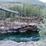 The Swinging Bridge  {This Land of Ours}