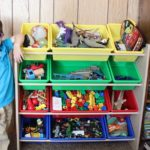 Organizing The Little Man's Toys