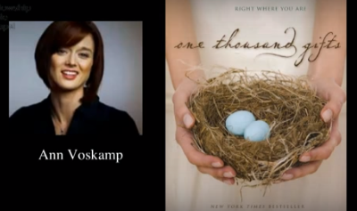 The Mysticism of Ann Voskamp and Sarah Young