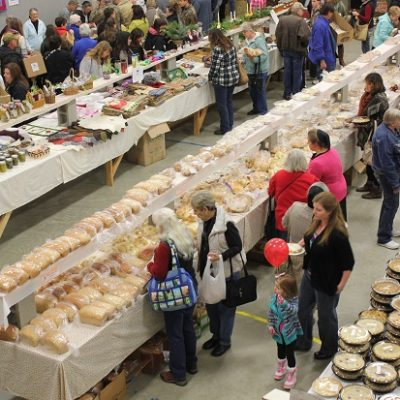 Annual Mennonite Craft & Bake Sale 2016