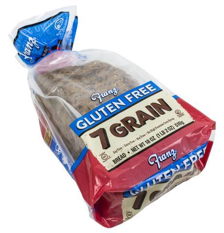 A Few of my Favorite Gluten Free Foods