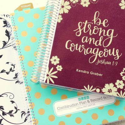 The Three Planners I Use