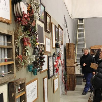 Annual Mennonite Craft and Bake Sale – 2017